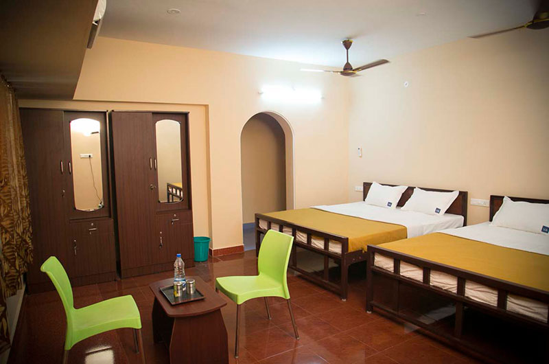Navagraha Homestay Deluxe Room Smoking