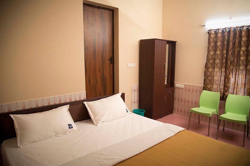 Navagraha Homestay - 4 Bed Deluxe Double Roomss-2